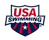 USA Swimming Shield Logo